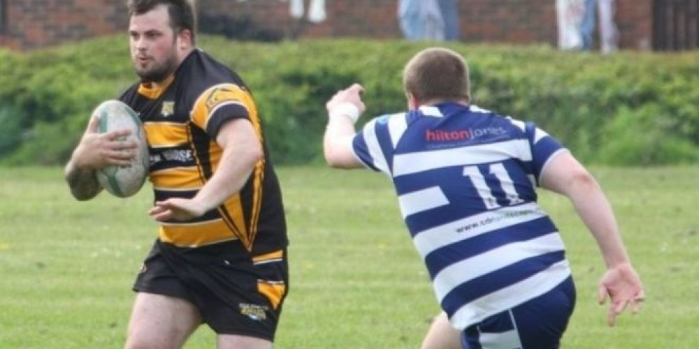 "Amateur rugby league player Adam ""Carney"" Cooper, 31, died during Men's Division Four Match"