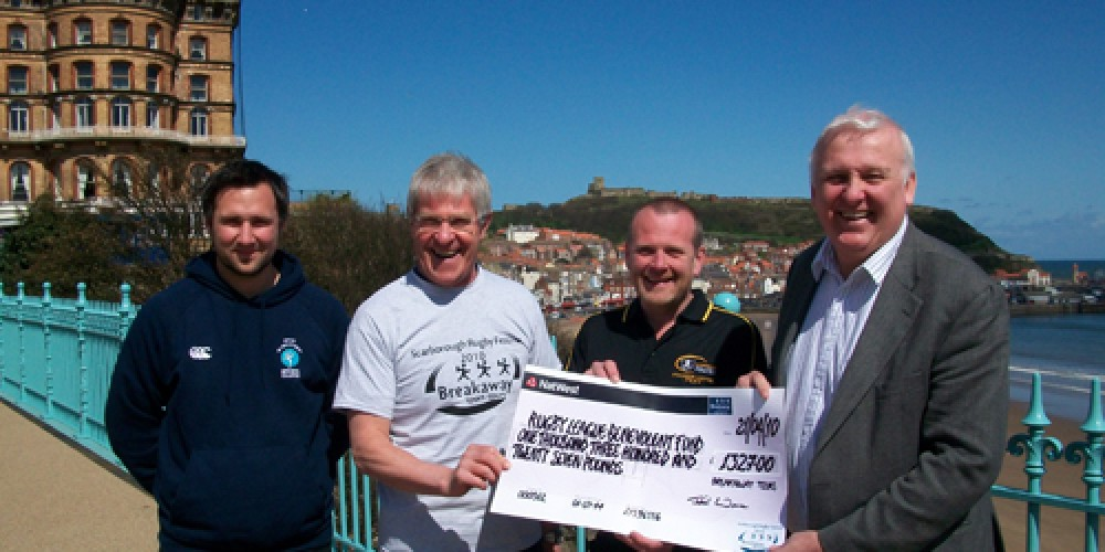 Scarborough Rugby League festival raises £1327