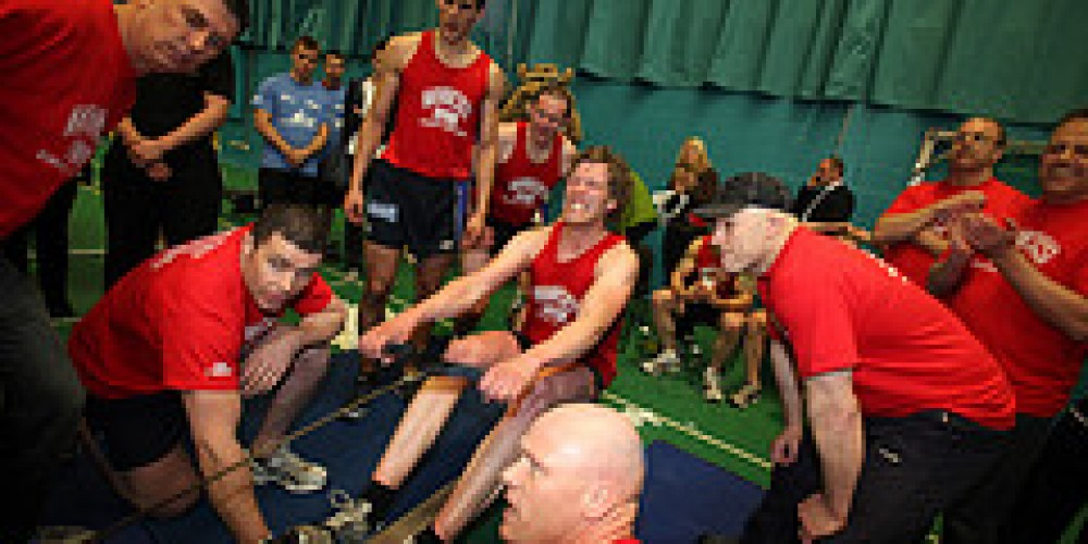 The Rugby League Rowing Challenge is back!