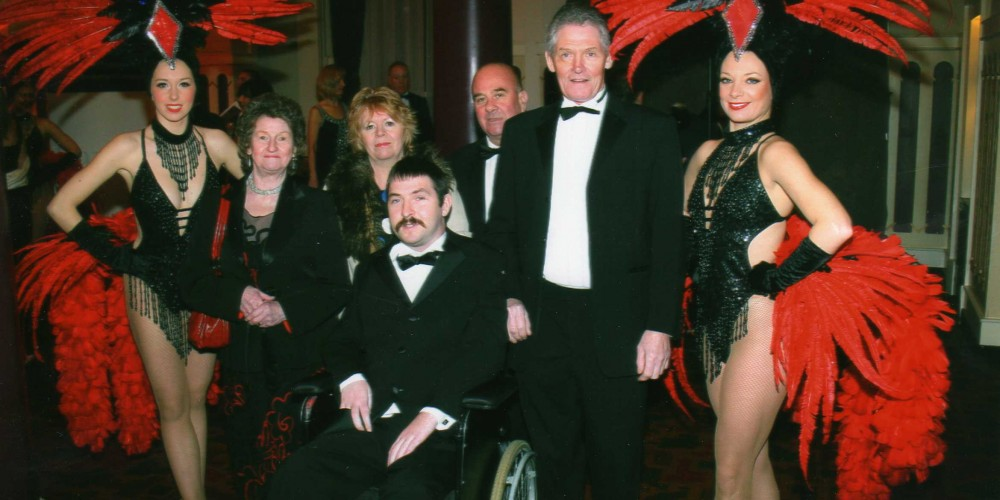 Presidents Ball 2012 raised over £20,000