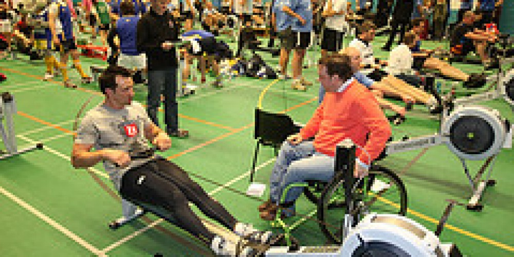 Rugby League Rowing Challenge