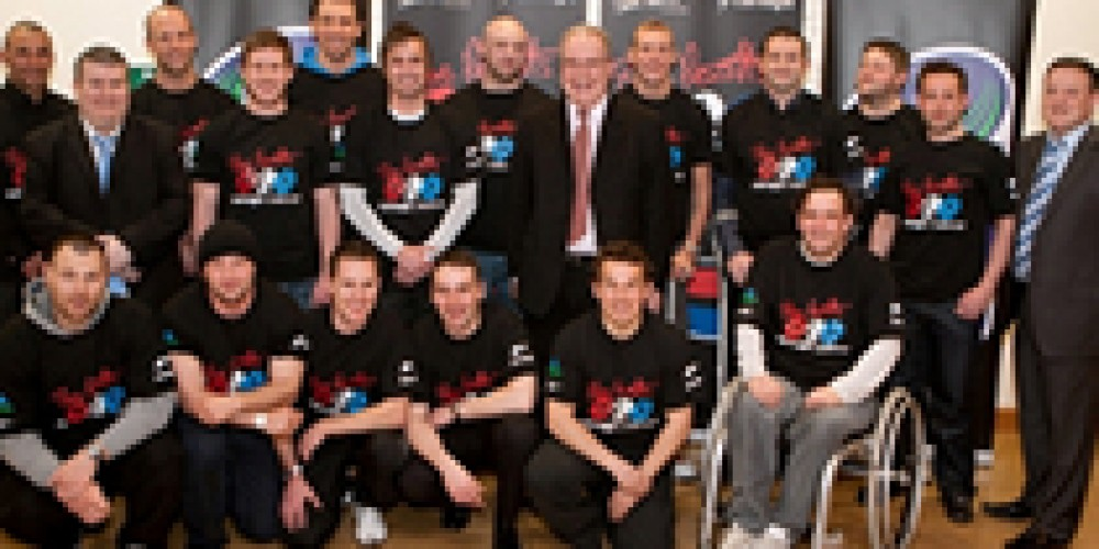 Jimmy Gittens and Pete Stephenson Join The Carnegie Cup Challenge