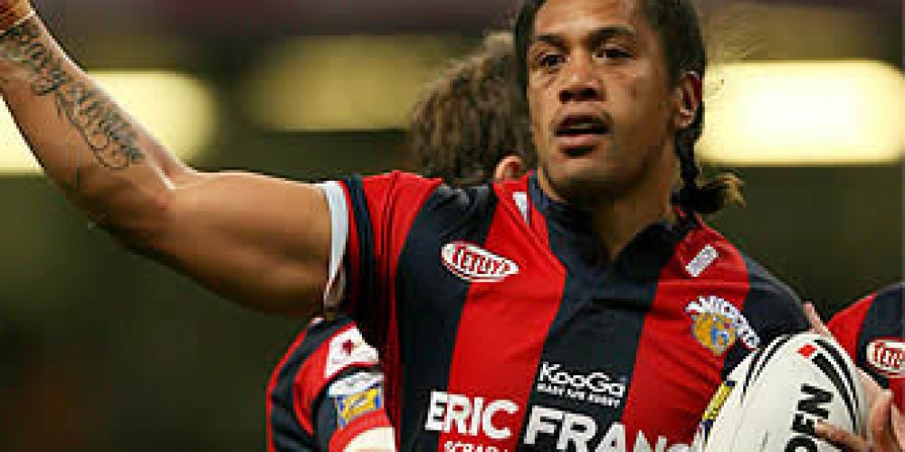 Adam Watene's widow thanks RFL Benevolent Fund