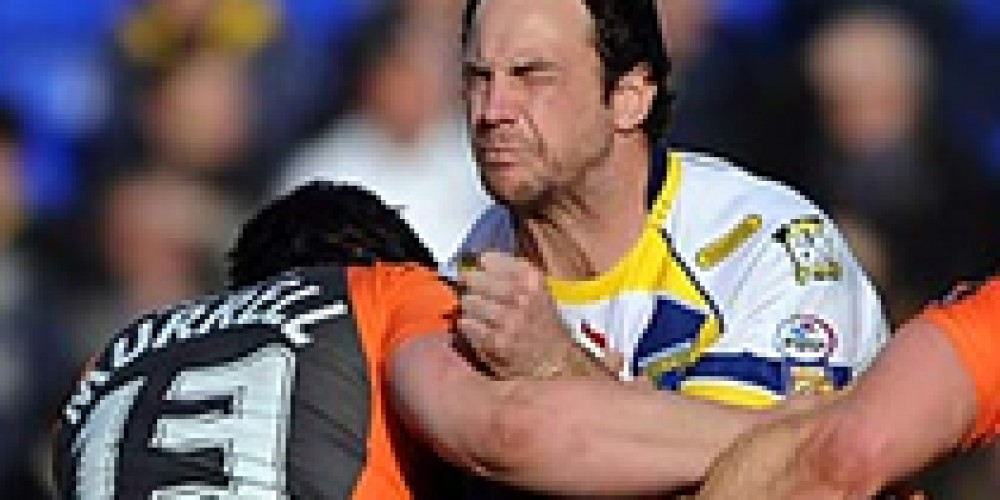 Warrington keeping the wolf from the door for supporters!