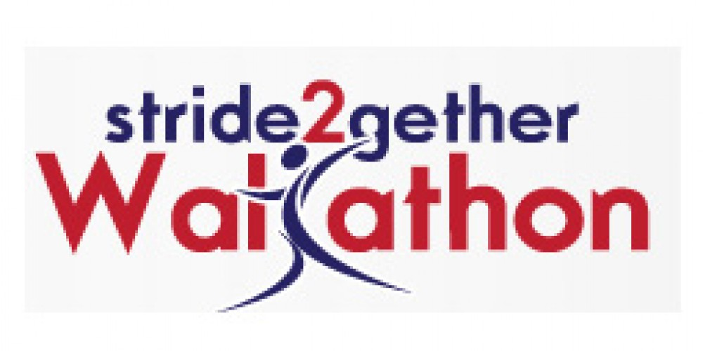 stride2gether Walkathon supports tryAssist