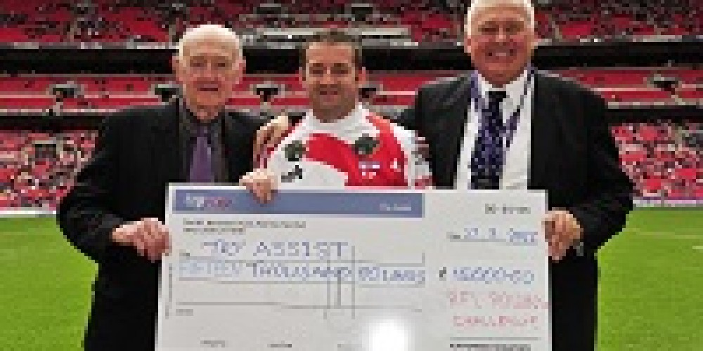 Rugby League Rowing challenge raised over £15000